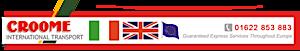 Croome International Transport's Company logo