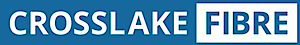 Crosslake Fibre's Company logo