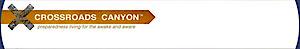 Crossroads Canyon's Company logo