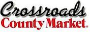 Crossroads County Market's Company logo