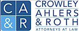 Crowley Ahlers and Roth's Company logo