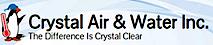 Crystal Air & Water's Company logo