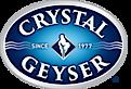 Crystalgeyser's Company logo
