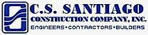 Cs Santiago Construction Company's Company logo