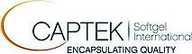 Capteksoftgel's Company logo