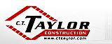 CT Taylor Construction's Company logo