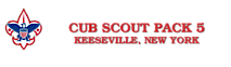 Cub Scout Pack 5 - Keeseville/ausable Forks's Company logo
