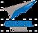 Cubazul Travel Services Logo