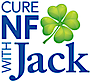 Cure Nf With Jack's Company logo