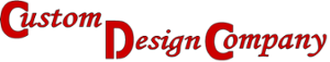 Custom Design Company's Company logo