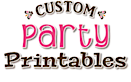 Custom Party Printables's Company logo