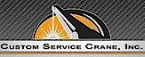 Custom Service Crane Inc's Company logo