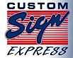 Custom Sign Express's Company logo