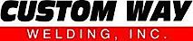 Custom Way Welding's Company logo
