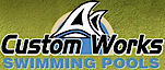 Custom Works Swimming Pool & Landscape's Company logo