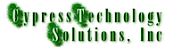 Cypress Technology Solutions's Company logo