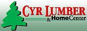 Cyr Lumber's Company logo