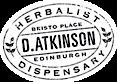 D. Atkinson Herbalist's Company logo