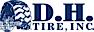 Bill's Tire Company's Competitor - D. H. Tire logo