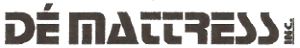 Dé Mattress's Company logo