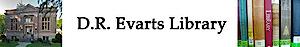 D. R. Evarts Library's Company logo