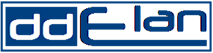 D.d. Elan's Company logo