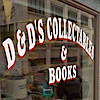D&d's Collectables (The Nepa Pickers)'s Company logo