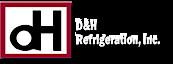 D&h Refrigeration's Company logo