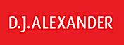 DJ Alexander's Company logo