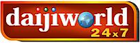 Daijiworld Television's Company logo