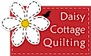 Daisy Cottage Quilting's Company logo