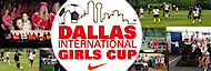 Dallas International Girls Cup's Company logo