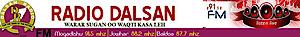 Dalsan Radio's Company logo