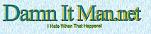 Damn It Man's Company logo