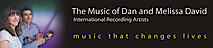 Dan David Music's Company logo
