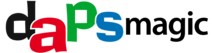 Daps Magic's Company logo
