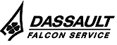 Dassault Falcon's Company logo