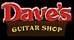 Dave's Guitar Shop's Company logo