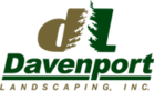Davenport Landscaping's Company logo
