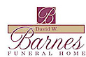 David W Barnes Funeral Home Competitors, Revenue and