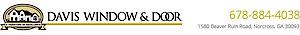 Davis Window & Door's Company logo