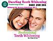 Dazzling Teeth Whitening's Company logo