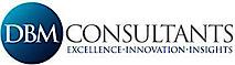 DBM Consultants's Company logo
