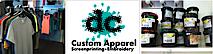 Dc Custom Apparel's Company logo