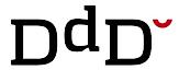 DdD's Company logo