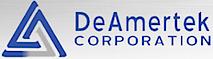 De Amertek's Company logo