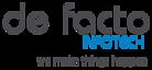 De Facto Infotech's Company logo