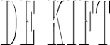 De Kift's Company logo