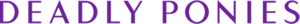 Deadly Ponies's Company logo