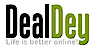 Loot.co.za's Competitor - DealDey logo